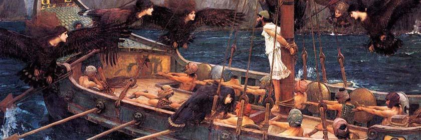 Математики вычислили время возвращения Одиссея