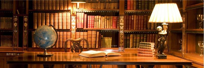 Определение литературного стиля произведения с помощью математических вычислений