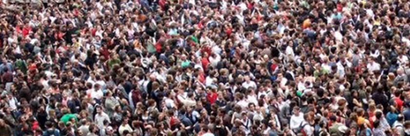 Исследования математиков: сколько людей может жить на нашей планете?